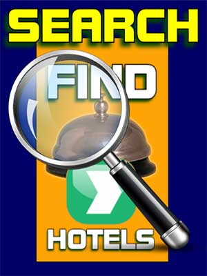 Search and view all hotels